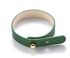 Color Leather Simple Bracelet