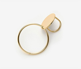 [Monday Edition] Structural Circles Ring (30%off)