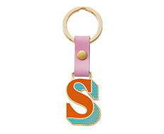 Stickery Initial Key Ring S