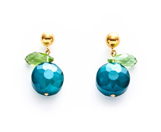 me tropical earrings (5 colors)