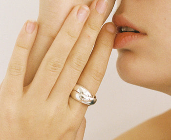 [usual ME] Mobius ring (15%off)